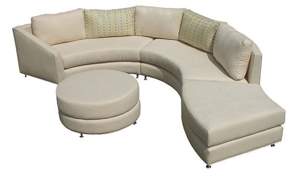 1000 Ideas About Curved Sofa On Pinterest Modern Sofa