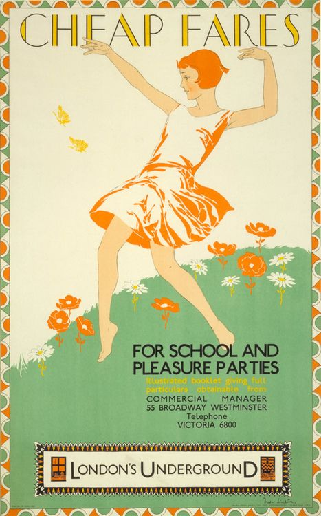 Cheap Fares - For School and Pleasure Partiesby Freda...