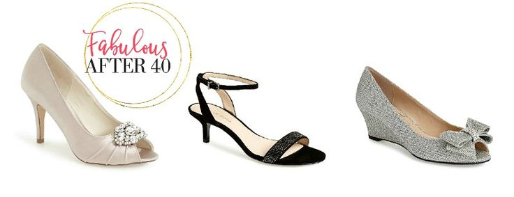 Comfortable Low Heel Wedding Shoes: The 25+ Best Mother Of The Bride Shoes Ideas On Pinterest