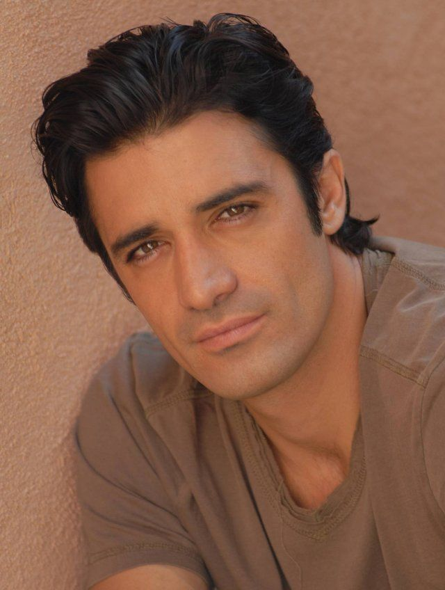 Gilles Marini...PHEW! That's all I can say. He's got it all...the eyes, the hair, that jaw...pure sex appeal.
