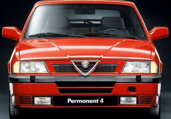 Higher resolution Alfa Romeo 33 S 16V Quadrifoglio Verde Permanent 4 907 (1991–1994) images