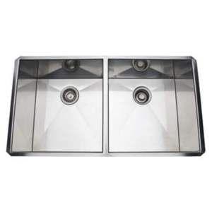 stainless steel double bowl kitchen sink - Kitchen Sink Appliances