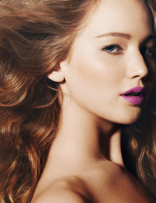New photoshoot picture of Jennifer's MARKTbeauty campaign from 2010(x)
