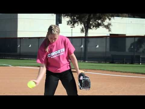 Softball tips: How to throw a fastball