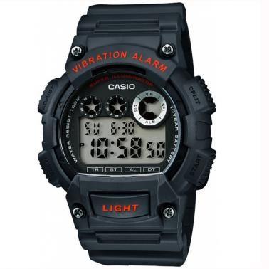 Reloj Casio W-735H-8AVEF Alarma Vibración, Sumergible