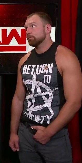 Dean Ambrose Hes So Flipping Cute Wrestling Wwe Dean Ambrose