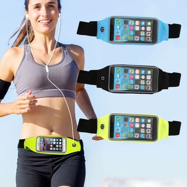 Women Sports and running Waist Pouch for Phone Case