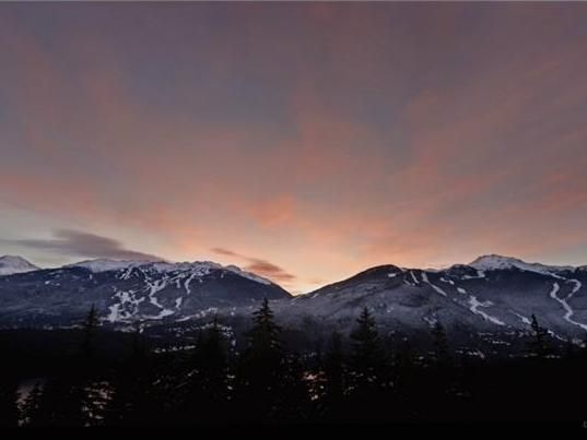 View from 5450 Stonebridge Drive, Vacant Land   Whistler Real Estate