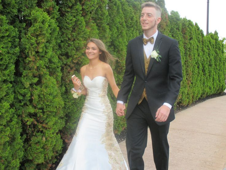 It was New Jersey's biggest prom week so far. See more at http://NJ.com/prom.