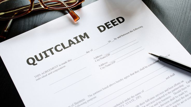 If you are selling your home now, you may not remember that you signed and received a deed, such as a warranty deed or quitclaim deed.