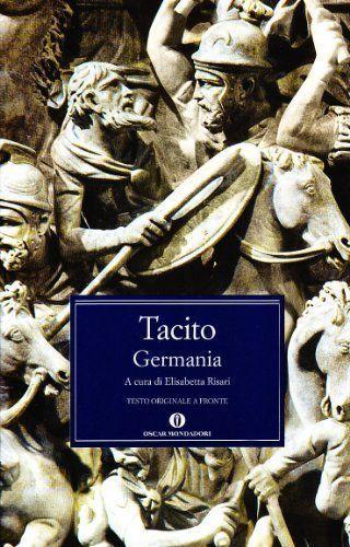 Germania di P. Cornelio Tacito