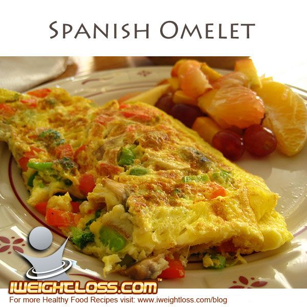 Spanish Omelet Recipe | ViSalus Body by Vi™ News and Updates ...