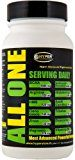 ALL ONE 1 bottle of 200 tablets of 260 grams of food supplements to support muscle recovery with BCAA, essential amino acids (phenylalanine, isoleucine, leucine, methionine, threonine, tryptophan, valine), glutamine, arginine, HMB, acetyl-L-carnitine , phosphatidylserine, Tribulus terrestris, Discorrea, greek hay, zinc, magnesium, vitamin B6, Bodybuilding, Supplements Cycling - https://www.trolleytrends.com/?p=655187