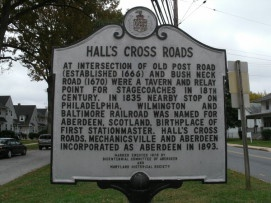The Wayback Machine: Revisionist History? - Aberdeen, MD Patch