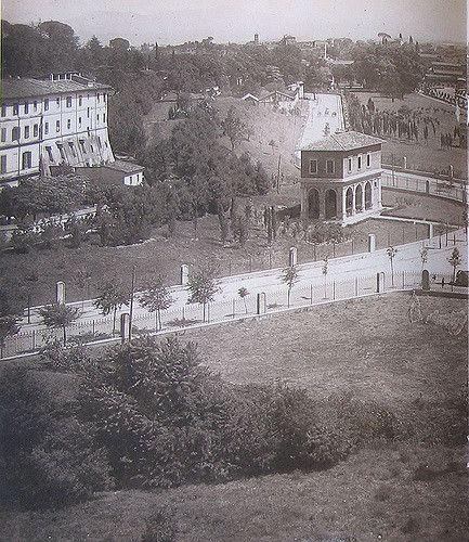 1916 Passegiata Archeologica a Porta Capena