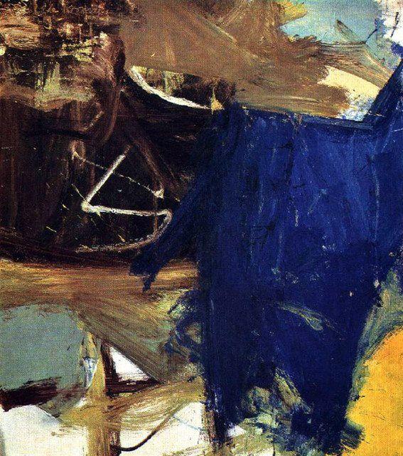 Willem De Kooning.
