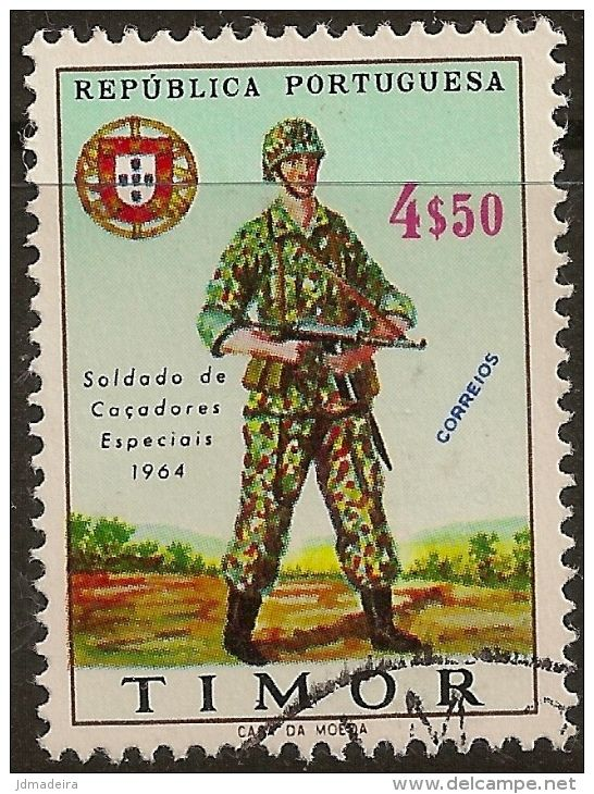 Timor - 1967 Military Uniforms - Delcampe.net