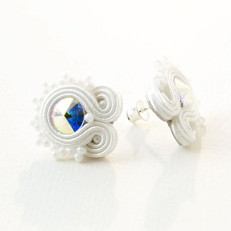 White by MoniqJewelry on Etsy