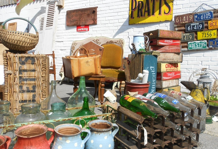 Great vintage finds at St Michaels. Bridport has a brilliant vintage and antique district.