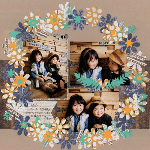 SMILE CM Japan Layout