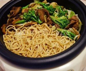 Sukiyaki Rápido