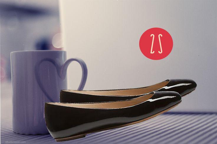 2stepS - Eleganza pratica.. a tacchi bassi!! #2stepS #OutfitUfficio