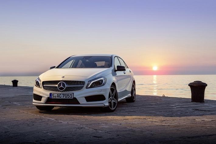 2013 Mercedes A 250: Premium Hatchback Manned Up