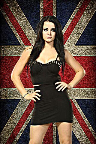 WWE diva PAIGE ( aka Britani Knight) from England roots ...
