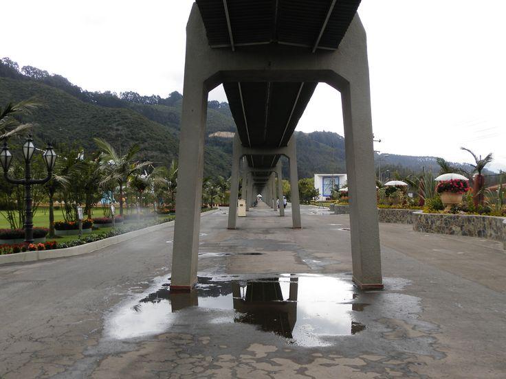 """Parque""""Jaime Duque"""" Bogotá, Colombia"""