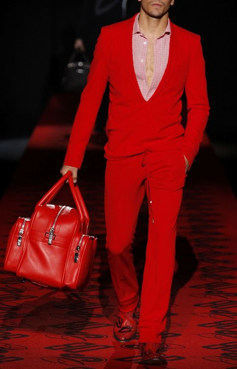 TOTAL RED ALERT
