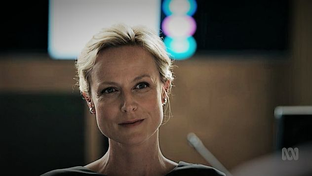 Marta Dusseldorp as Janet King. Season 2.