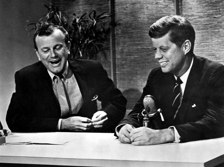 Before Carson, Leno & Letterman - there was Paar. Jack Paar has been called the most imitated personality in broadcasting. Paar virtually created the late-night talk show format.JFK