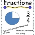 This fractions packet can be used as a math station activity or a quick assessment tool. The activities includes:-2 Fractions in Simplest Form ...
