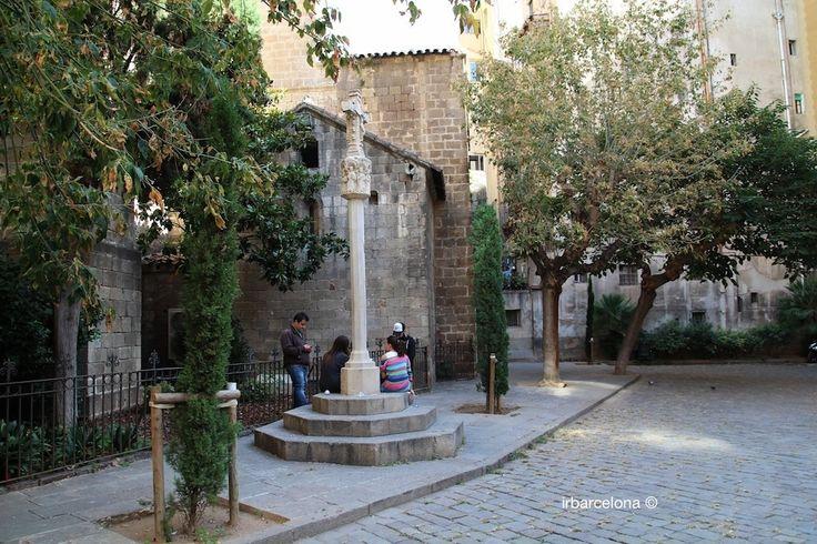 IGLESIA DE SANTA ANA EN LA PLACETA DE RAMON AMADEU BARCELONA - Cerca amb Google