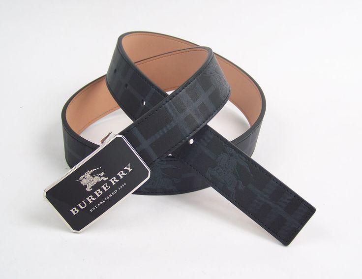 Used Burberry Men's Belts