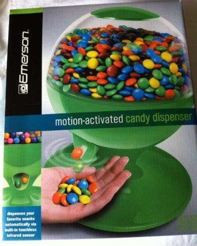Emerson Motion Activated Candy Dispenser ~ Best home kitchen storage organization images on