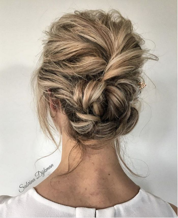 154 Best Romantic Updos Images On Pinterest