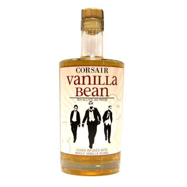 Corsair Vanilla Bean Vodka - made locally at Corsair Distillery in Nashville, TN