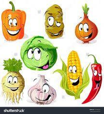 """Résultat de recherche d'images pour """"cartoon vegetables"""""""