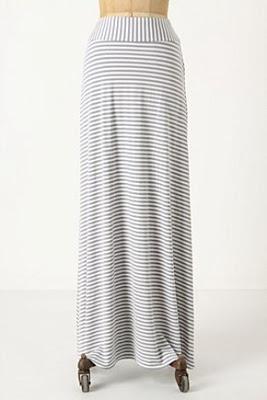 how to make a maxi skirt!!!!  Such a fun craft!!!