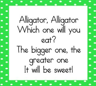 Alligator, Alligator! - Littlest Scholars