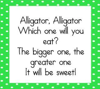 Alligator, Alligator!