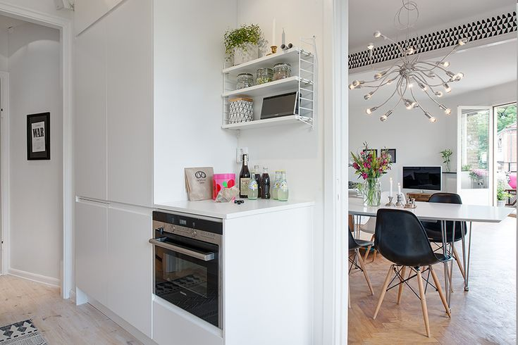 project Swedish crib 17 Swedish Crib Defined by Meticulously Renovated Interiors and Playful Decorations