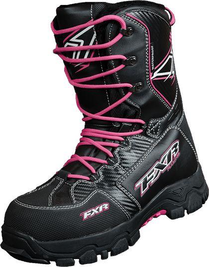 Hello New Boots! X-Cross Boot - Motocross Gear, Snowmobile Apparel, Racing Jackets - FXR Racing