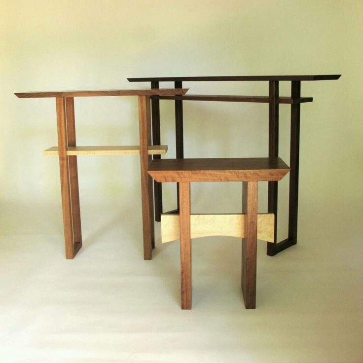 127 best images about a narrow table on pinterest live for Short narrow end tables