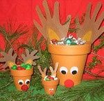 holiday crafts for fourth graders | My class made these as the holiday craft and…