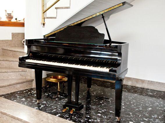 Pianoforte mezza coda Niendorf