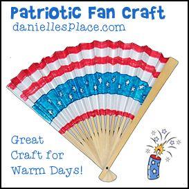 july 4th crafts sunday school