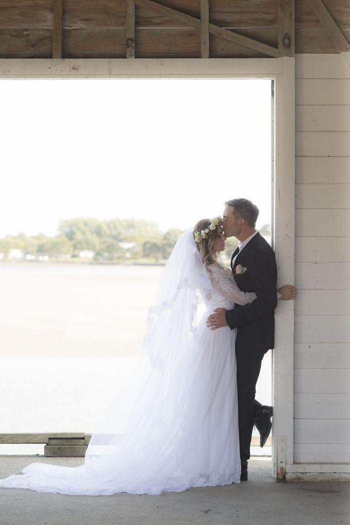 matakana coast wedding