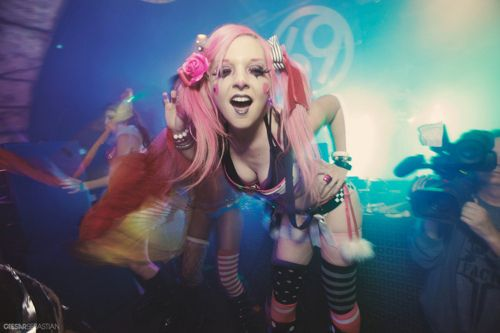 clown costume makeup ideas